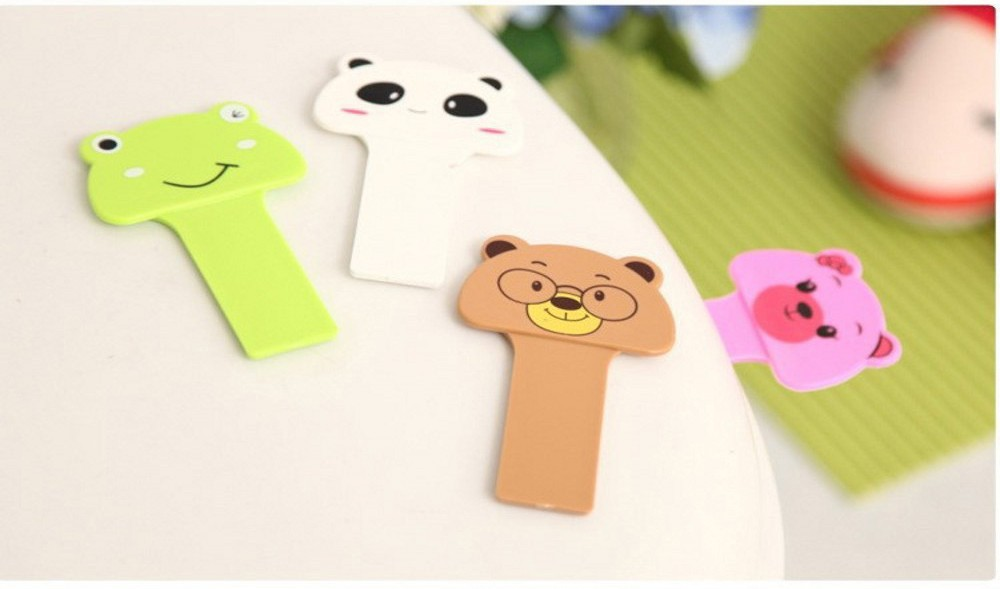 Honana Bathroom Cute Animal Design Convenient Sitck Toilet Seat Cover Lifting Device Toilet Lifter