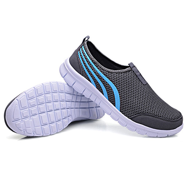 Unisex Sport Running Shoes Casual Outdoor Breathable Comfortable Mesh Athletic Shoes