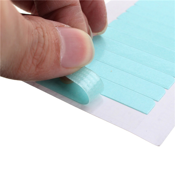 60pcs Double Sided Adhesive Super Tape for Skin Weft & Hair Extensions