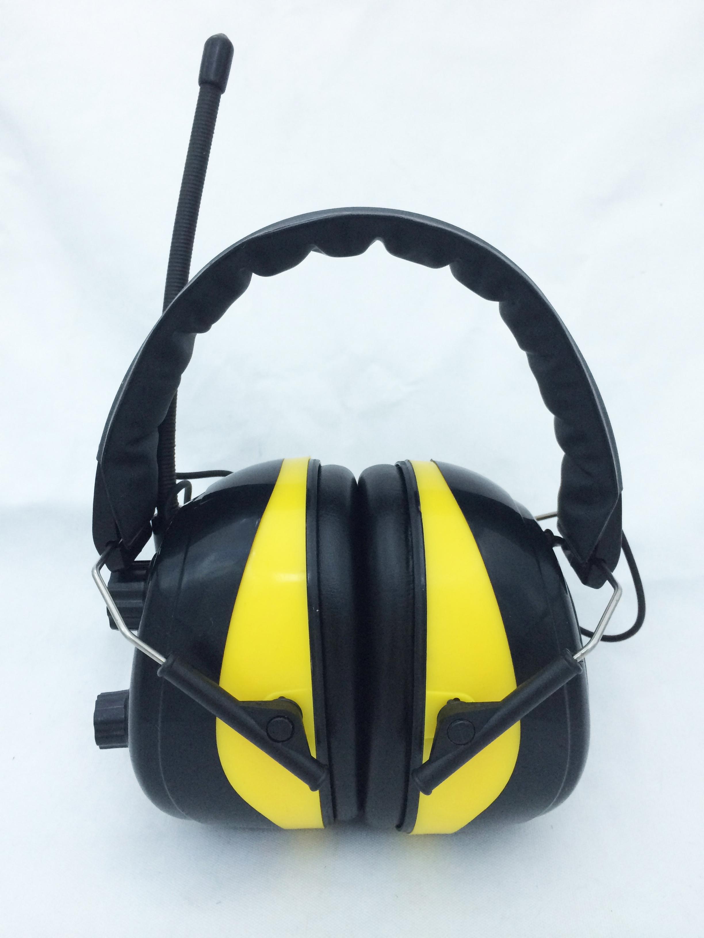 KALOAD Electronic Anti-noise Protection Ear Muffs Plus MP3 / AM / FM Function