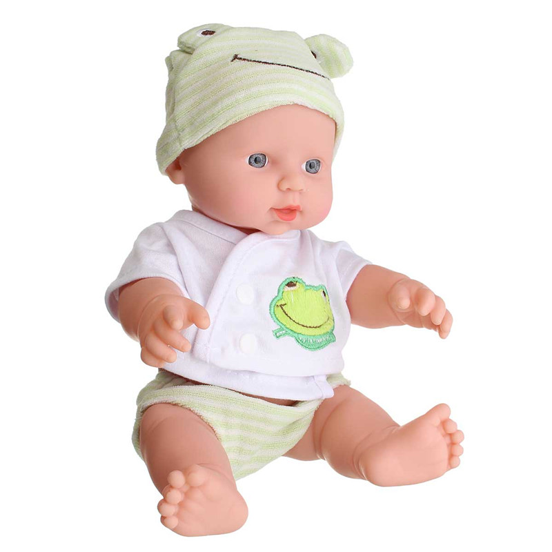 Baby Doll Real Like Smile Bonecas Doll Reborn Cute Christmas Gift