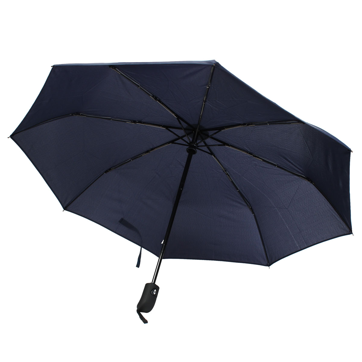 Auto Open Close Parasol Folding Rain Umbrella Telescopic Sun Strong Windproof