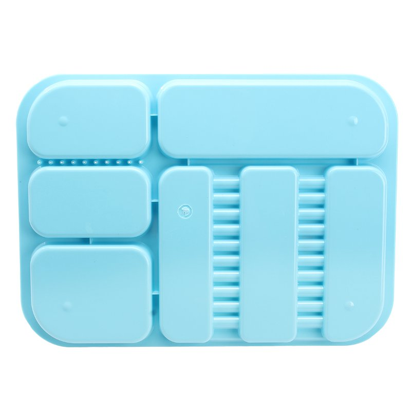 Durable And portable Dental Instrument Separate Tray Impact Resistant Plastic