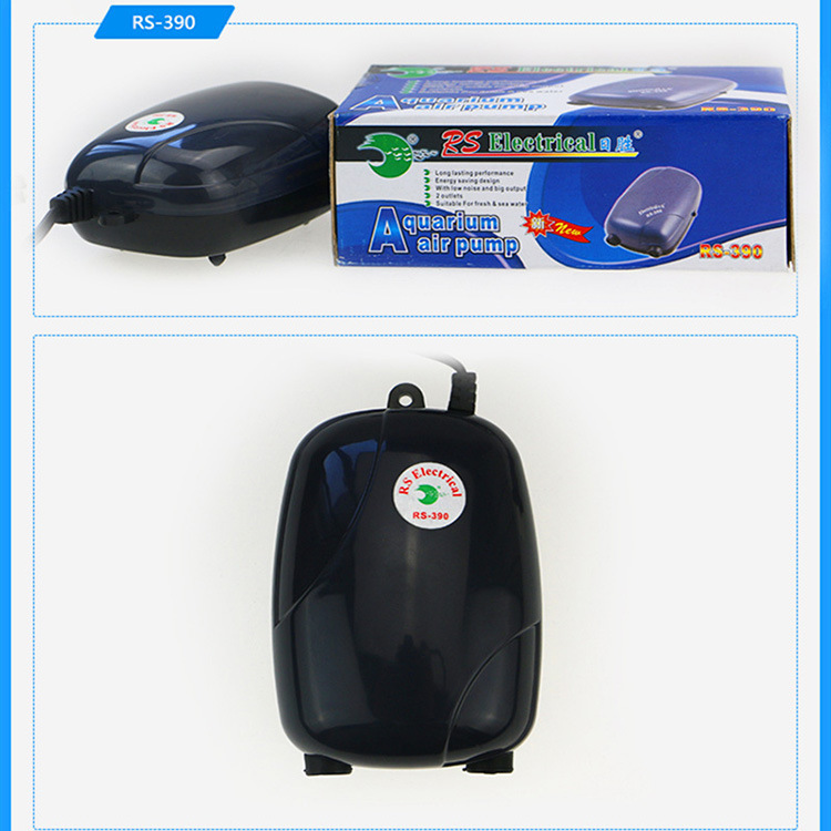Aquarium Air Pump Fish Tank Increasing Oxygen Pump Ultra-Silent Air Pump
