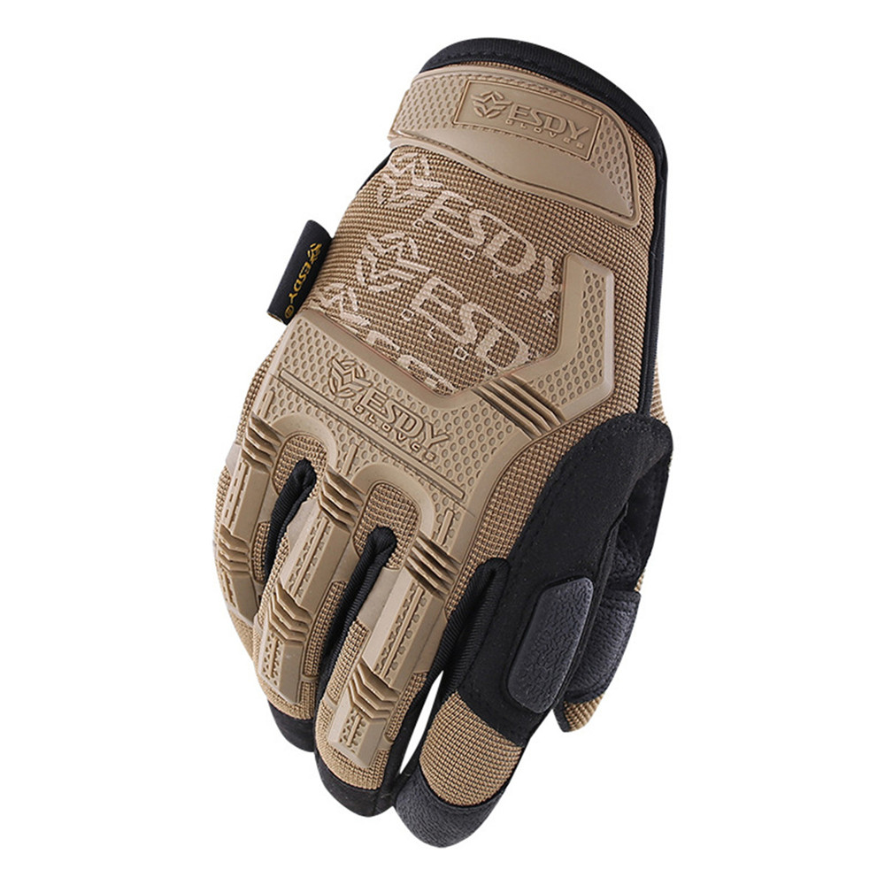 Tactical CS Army Military Motorcycle Riding Gloves Warm Outdoor Hunting Anti-Slip