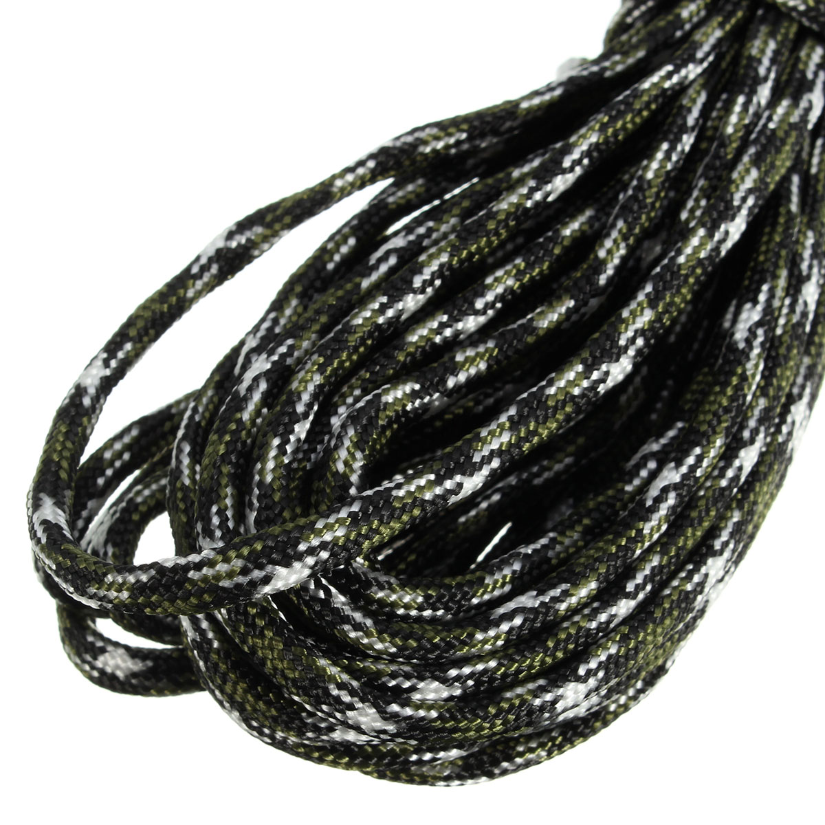 IPRee™ 26FT 8M 550lb Paracord Parachute 7 Inner Strand Survival Emergency Bushcraft