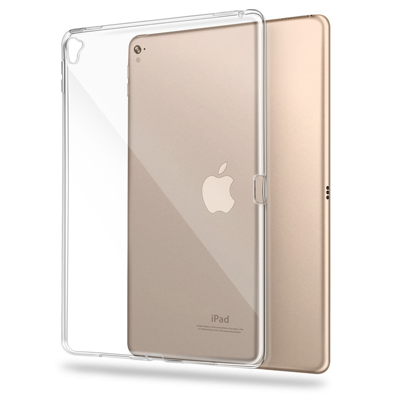 Clear Transparent Soft TPU Case For iPad Pro 9.7 2016/i