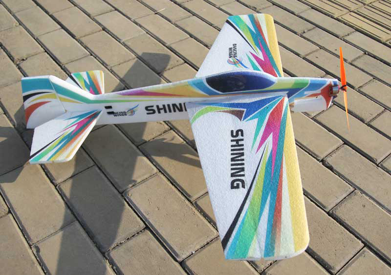 DW Hobby Shining 990mm Wingspan 3D EPP Flying Wing RC Airplane Kit