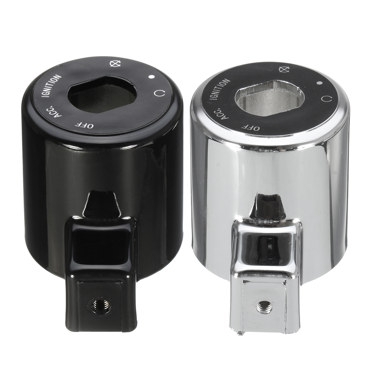 Ignition Control Switch Cover Cap For Harley Sportster Iron XL 883 XL883N 1200