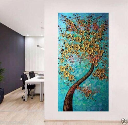 120X60CM Modern Abstract Huge Wall Art Painting On Canvas Not Framed