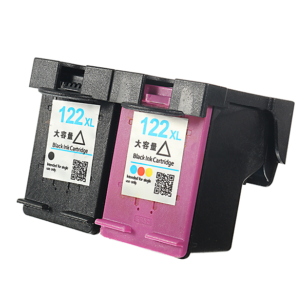 Mengxiang 122XL Printer Ink Cartridge for HP Deskjet 1000/1050/2000/2050 Ink Jet Printer