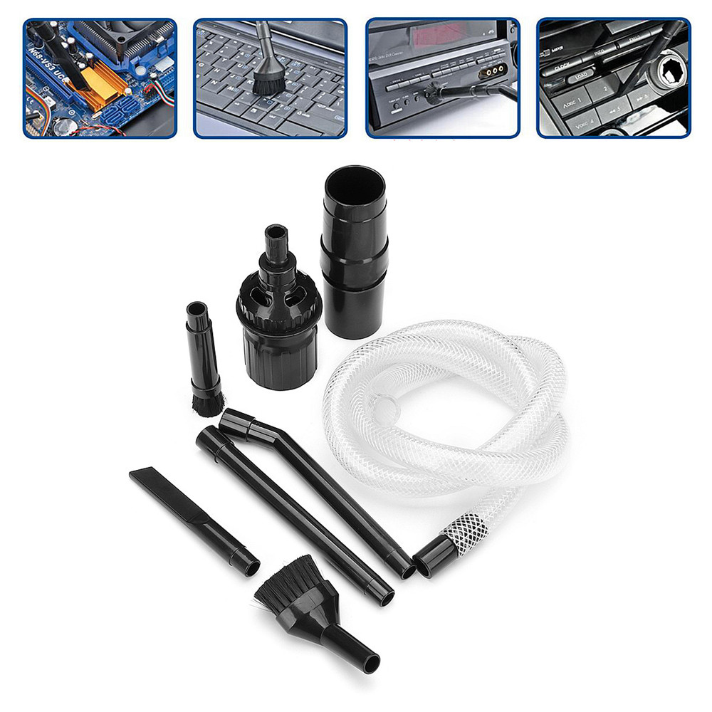 32mm Crevice brush hose tube micro cleaning tools kit