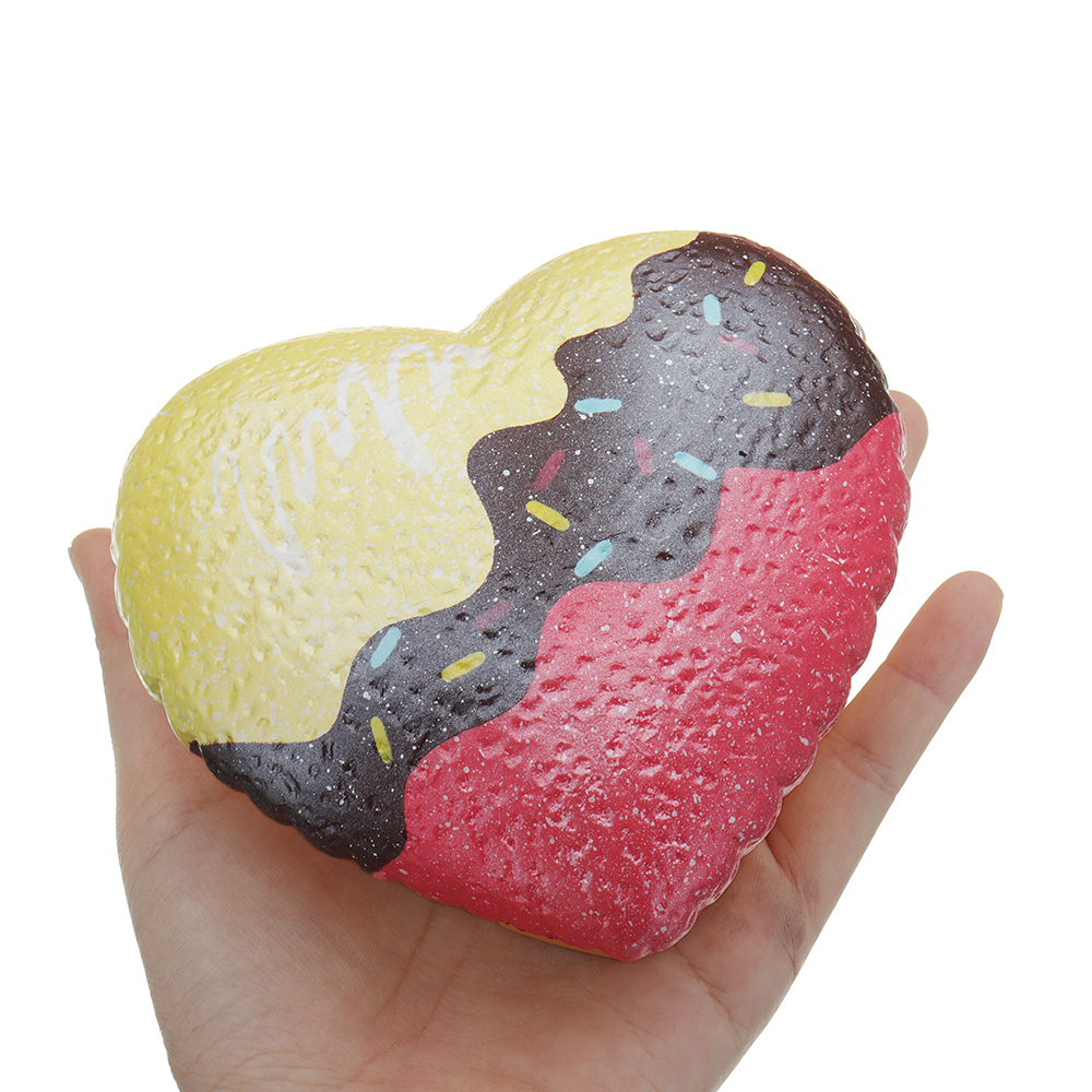 Kiibru Chocolate Squishy 11.5*10.5*5CM Licensed Slow Rising With Packaging Collection Gift Soft Toy