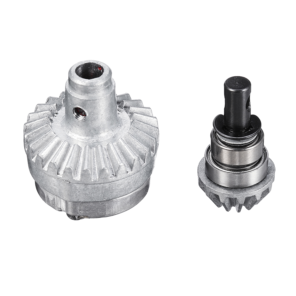 2PCS Metal Differential Transmission Gear Assembly for HG P407 1/10 2.4G 4WD Rc Car Parts ASS-014