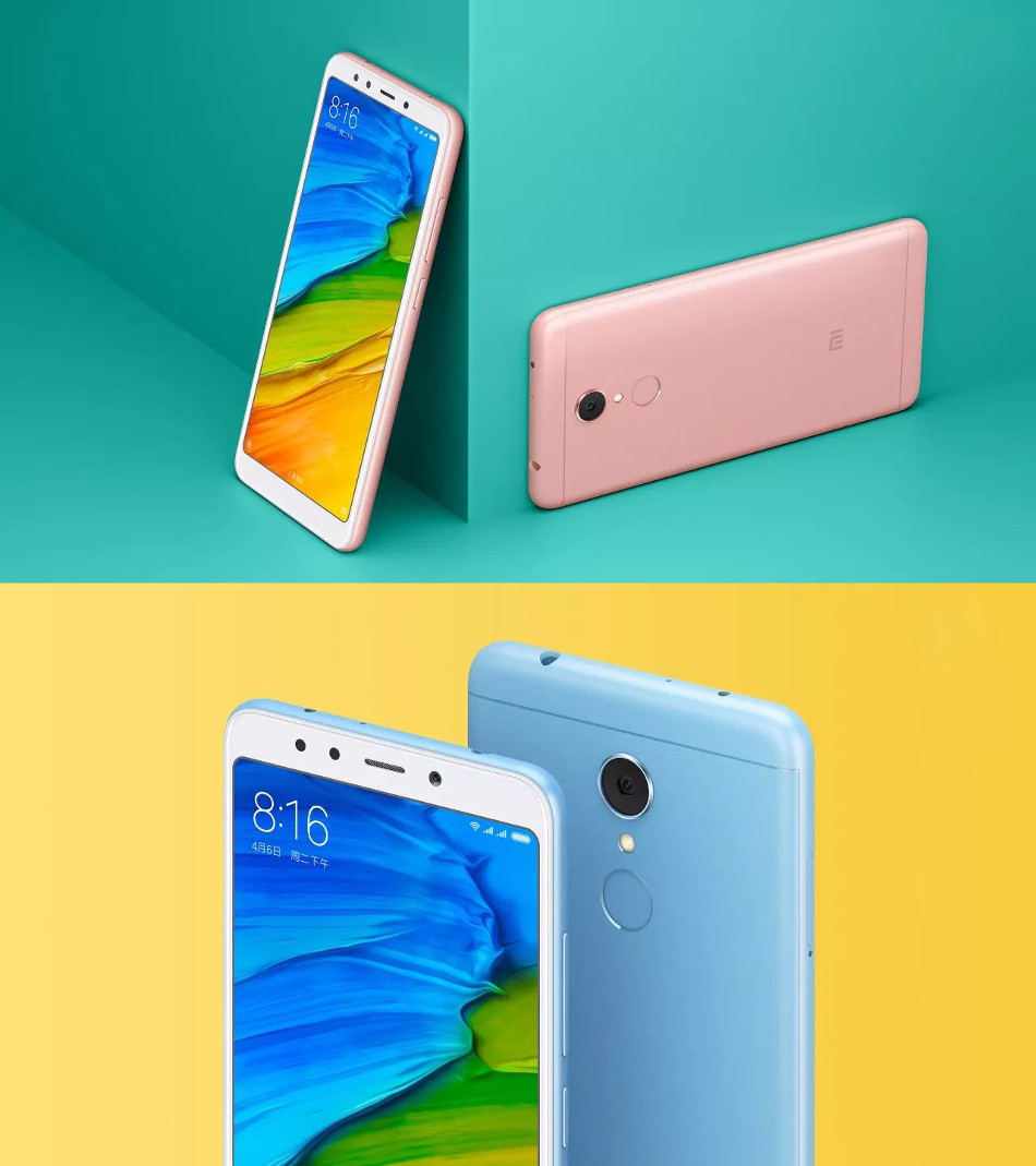 Xiaomi Redmi 5 Global Version 5.7 inch 3GB 32GB Snapdragon 450 Octa core 4G Smartphone
