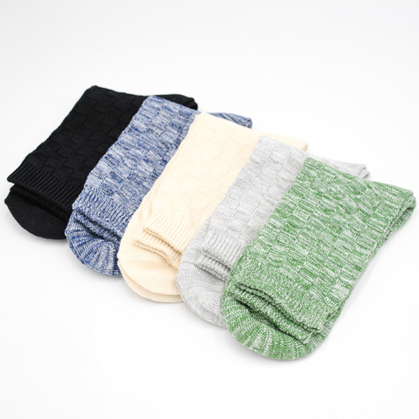 Men Cottton Deodorization Tube Socks Sport Ankle Socks