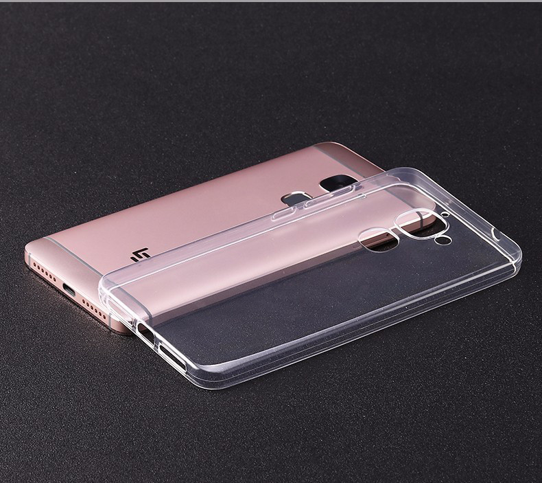 Ultra Thin Clear Transparent Soft TPU Back Case For LeTV LeEco Le Max 2