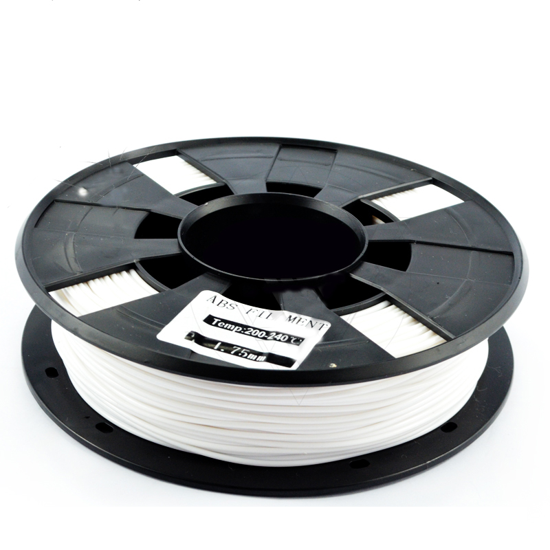 TEVO® 1KG 1.75mm Black/White/Blue/Orange/Green/Pink/Red Multi-Color ABS Filament for 3D Printer