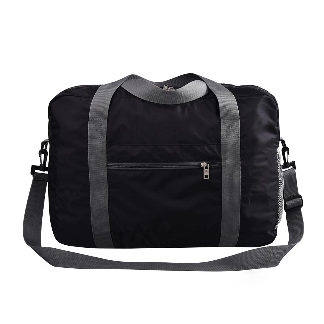 Men Large Capacity Travel Leisure Nylon Folding Luggage Bag
