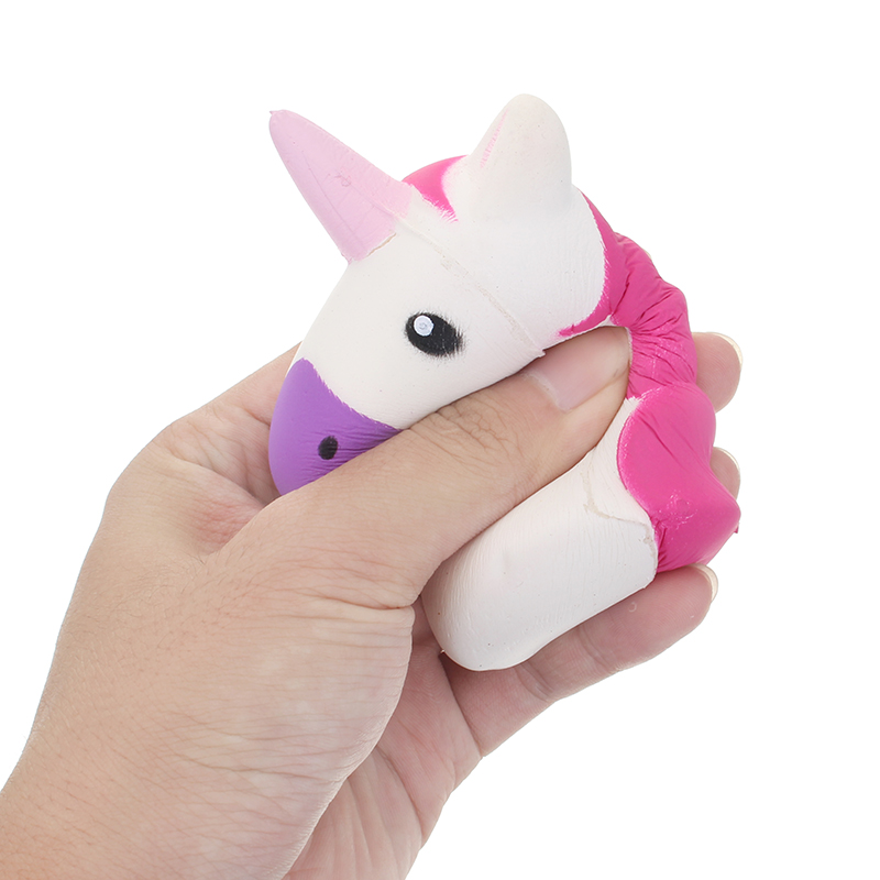 Squishy Unicorn Horse 10.5cm Soft Slow Rising Collection Gift Decor Toy