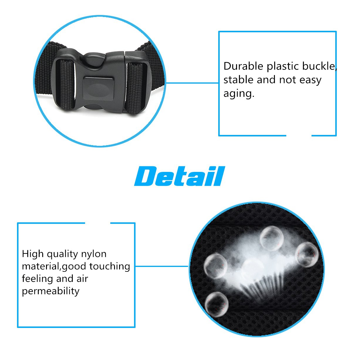 Adjustable Camera Waist Padded Belt Lens Case Pouch Bag Strap With 8 Ring for Outdoor Photography