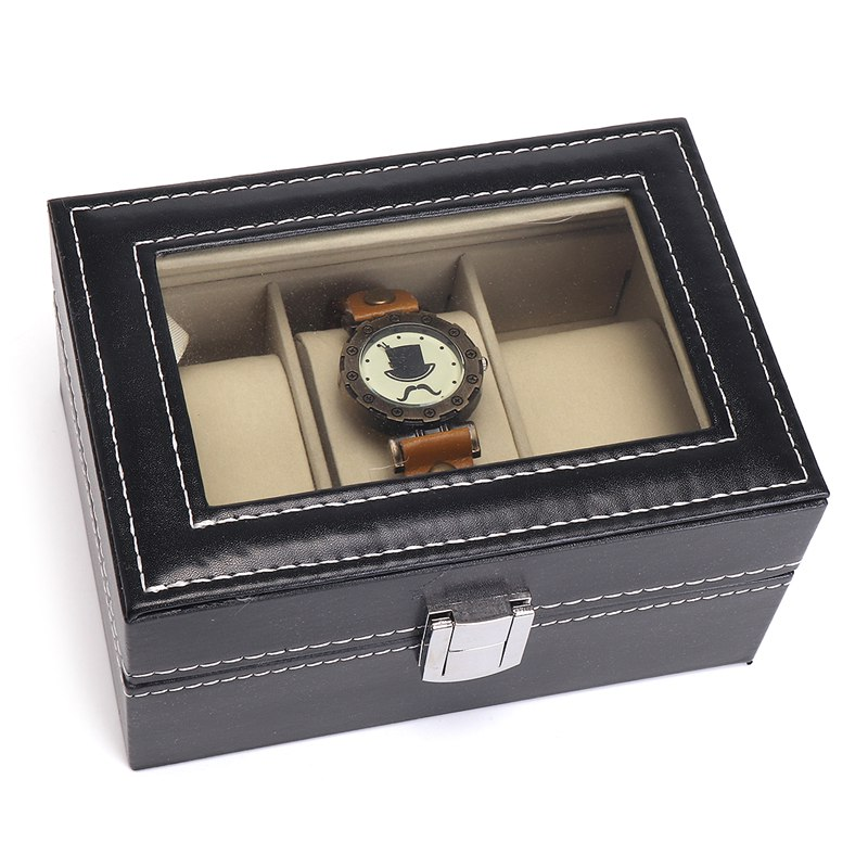 Watches Storage Box Exquisite Display Case