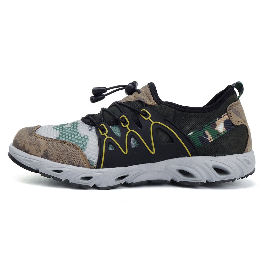 Men Comfy Breathable Mesh Outdoor Hiking Athletic Shoes
