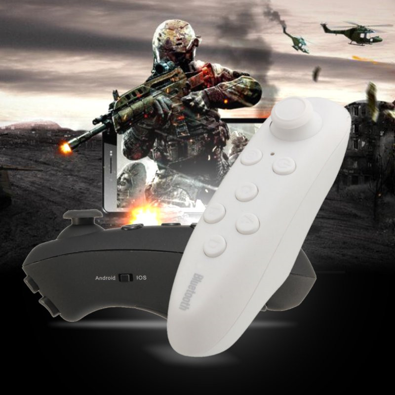 Game Controllers bluetooth Remote Controller for Android/PC 3D Glasses