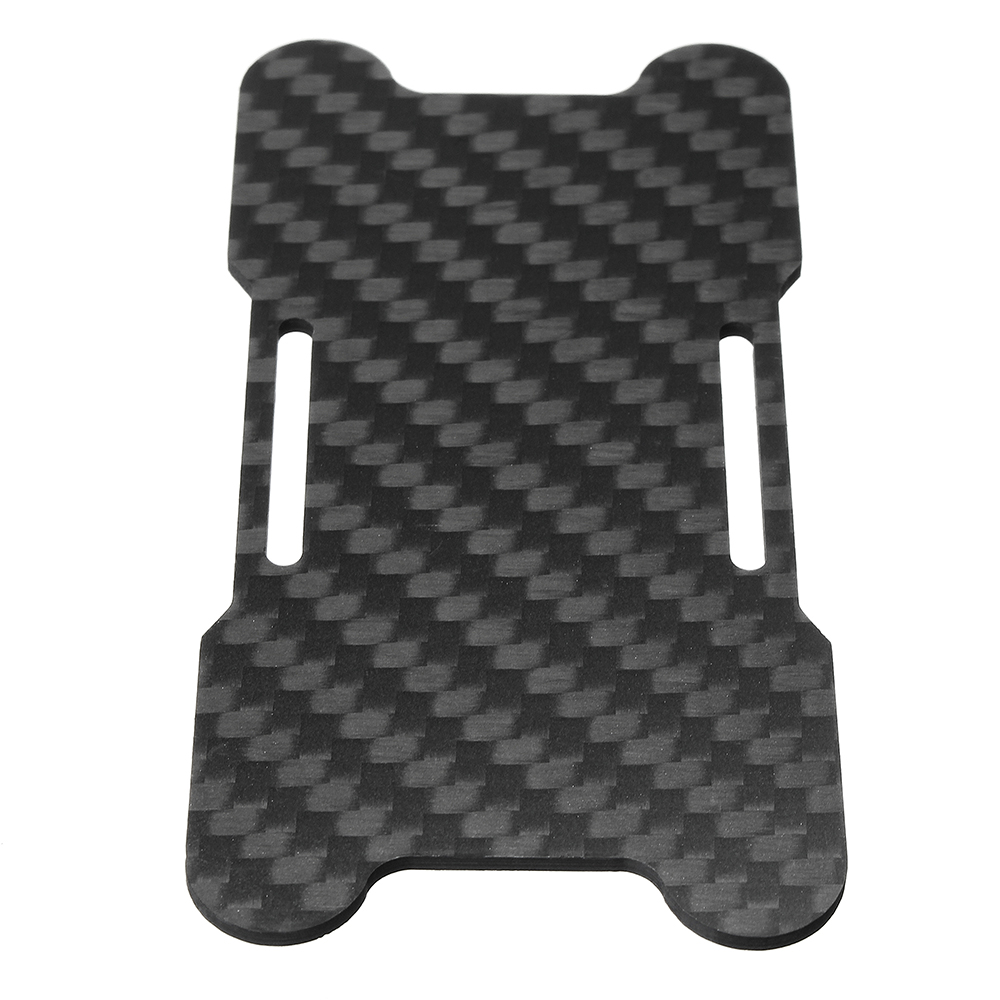 Realacc X210 214mm FPV Racing Frame Spare Part 1.5mm Battery Holder Plate Carbon Fiber