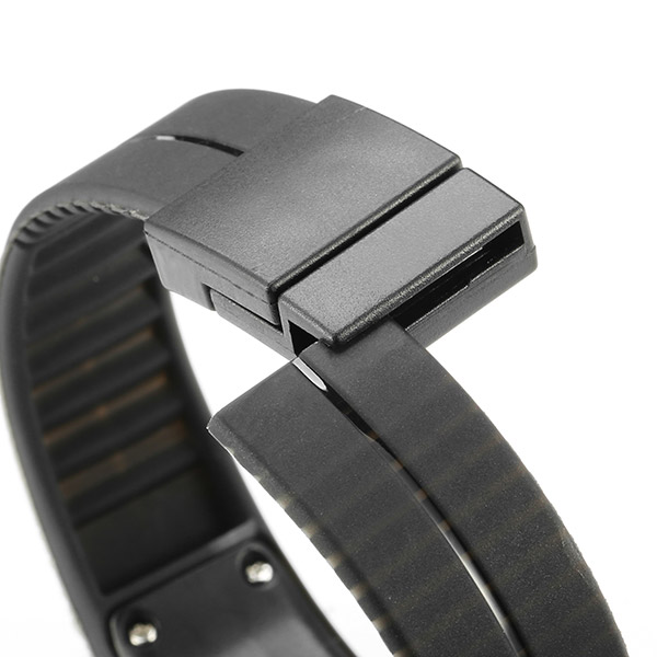 B4A Unisex Casual 3 Colors LED Rectangle Sport Digital Bracelet Watch