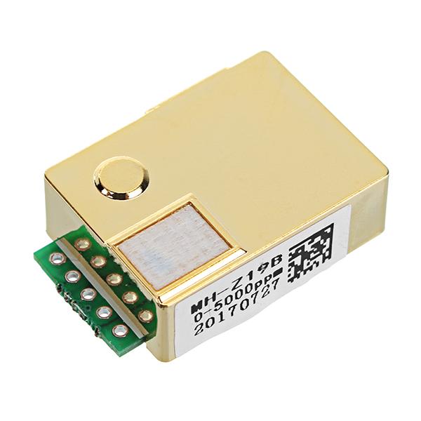 MH-Z19B Infrared CO2 Sensor For CO2 Monitor NDIR Gas Sensor CO2 Gas Sensor 0-5000PPM