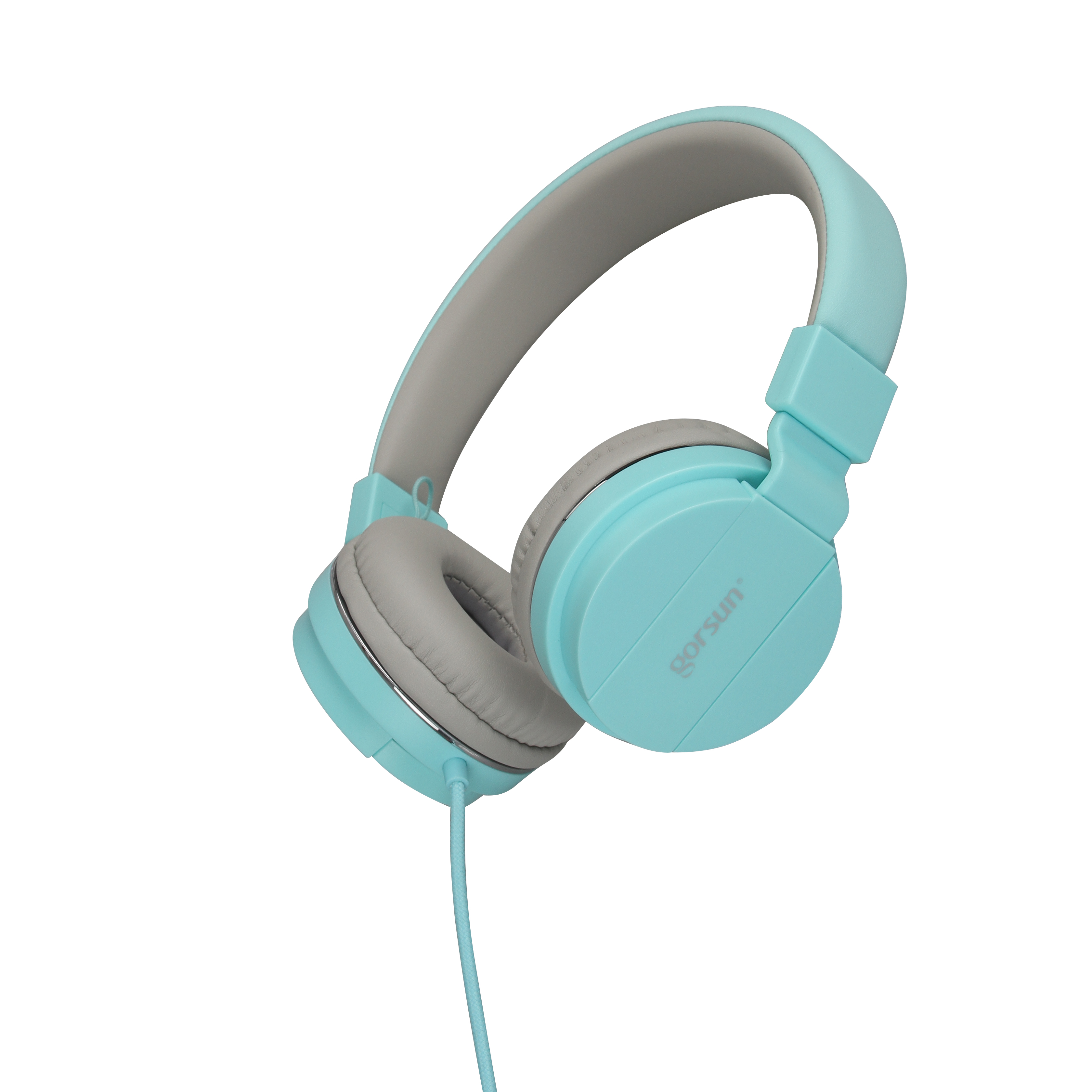 Gorsun GS-779 Universal Foldable Wired Headphone Headset With Mic Super Bass For iPhone Samsung
