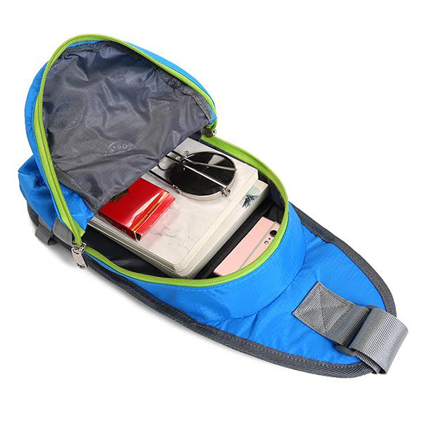 Leisure Travel Chest bag Outdoor Nylon Sling Bag