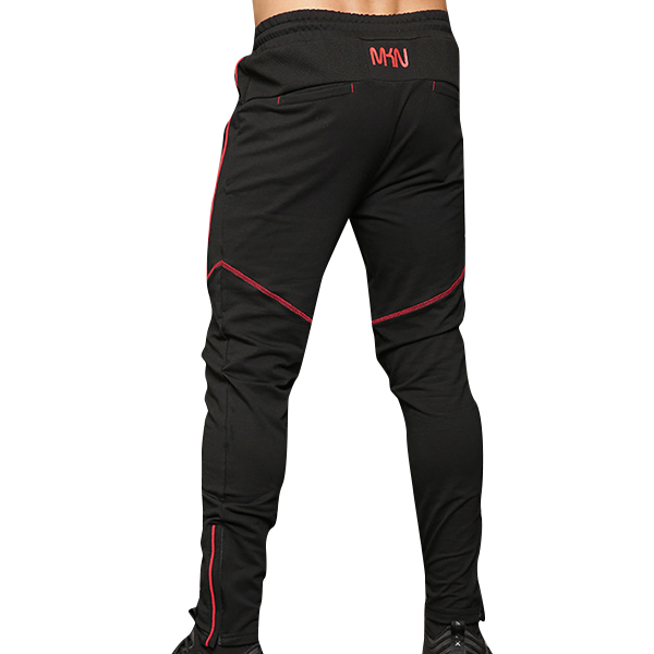 Mens Flexible Stitching Soft Sweatpants