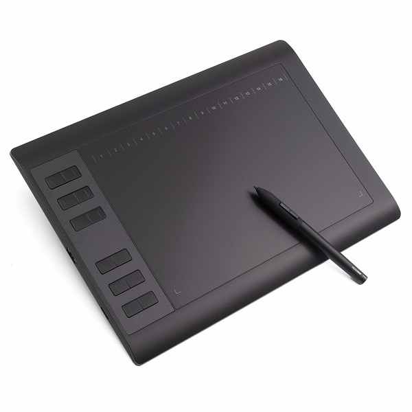 Functional Art Graphic Drawing Tablet Painting Board Digital Pad with Pen
