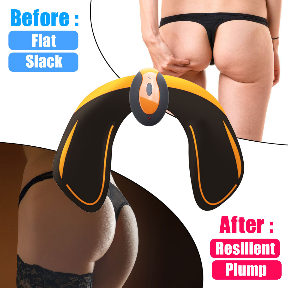 Hip Trainer Sticker Hanche Fesses Muscle Stimulation Buttocks Up Stickers