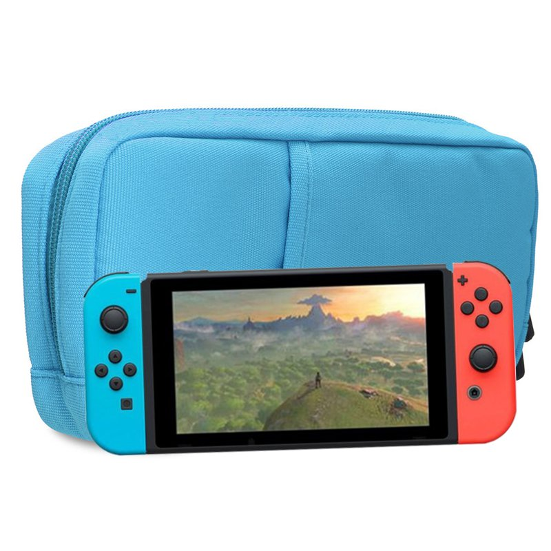 Portable Soft Protective Storage Case Bag For Nintendo Switch Game Console 17