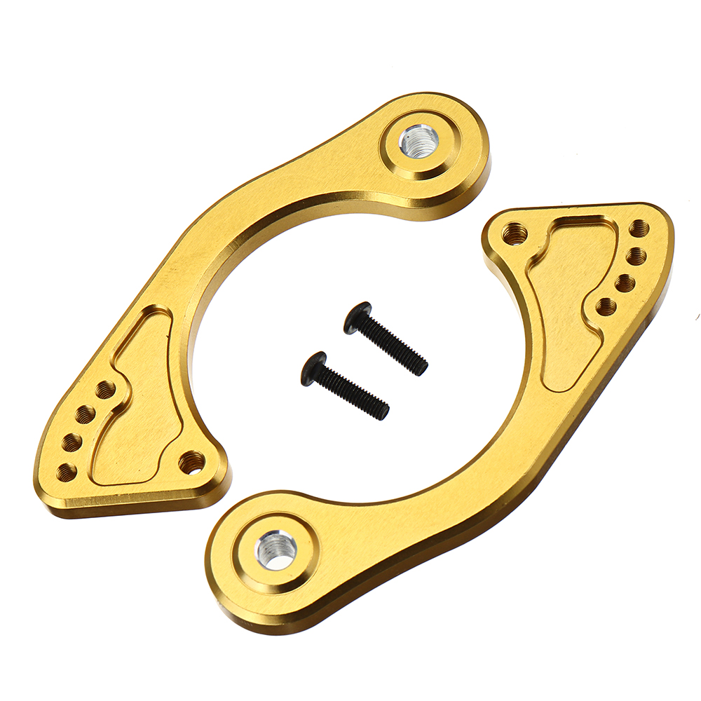 JLB Metal Racing CHEETAH 1/10 Brushless RC Car Parts Tail Wheel Holder EA1023 - Photo: 5