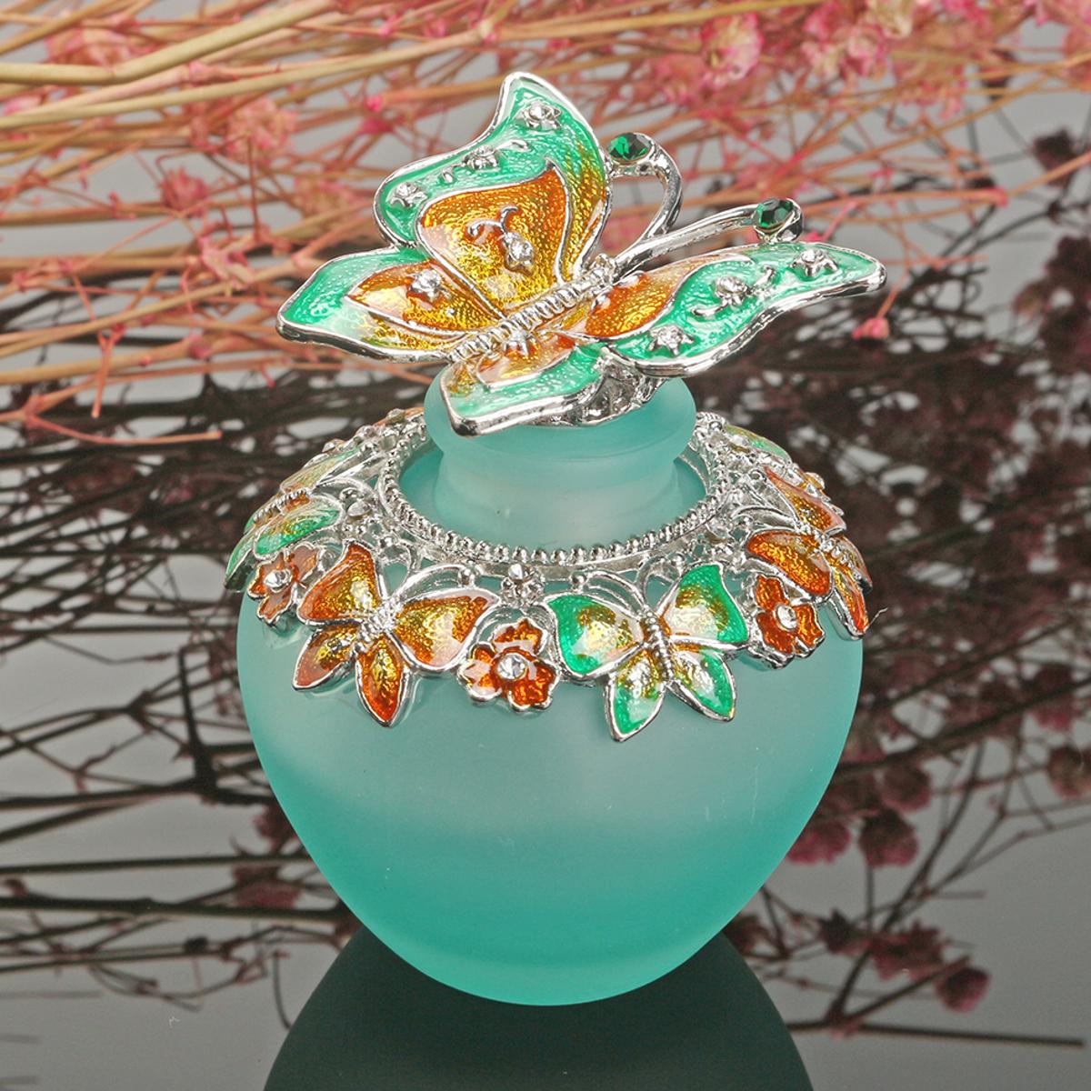 40ml Crystal Butterfly Perfume Bottle
