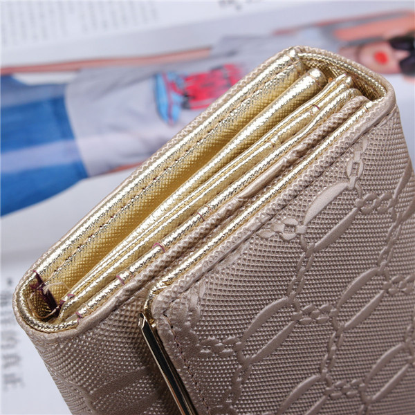 Women Party Clutch Bags Ladies Elegant Long Wallet Purse Card Holder Coin Bags