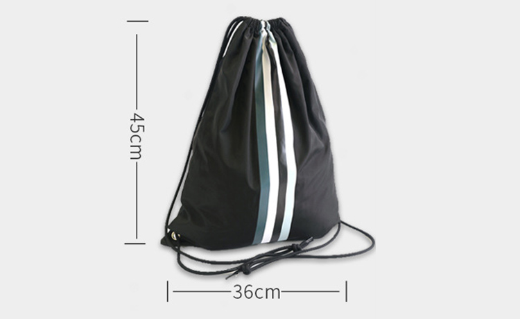 S-5296 Waterproof Backpack Portable High Capacity Beam Drawstring Bag Backpacks Hiking Sports