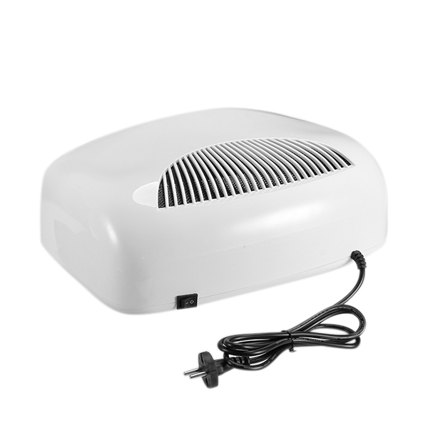 54W 2-hand UV Lamp Fan Fast Drying Salon Acrylic Gel Nail Polish Curing Light Manicure Dryer Timer