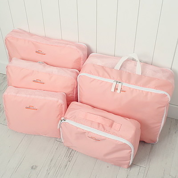 Women 5 Piece Waterproof Bag Sundries Bag Travel Bag