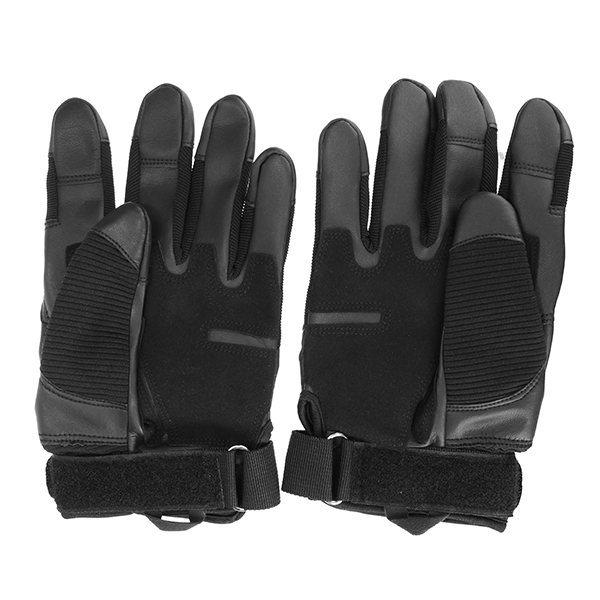 Touch Screen Tactical Gloves Full Finger Bicycle Motorcycle Racing