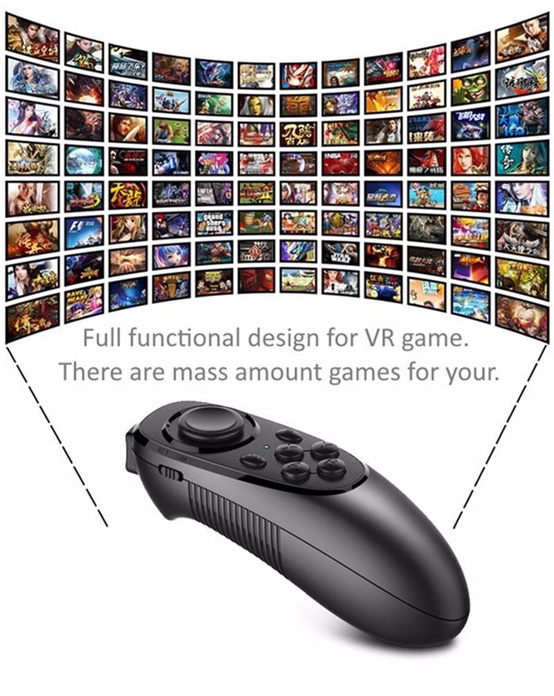 MOCUTE-052 Remote Control Mobile Phone Wireless bluetooth Gamepad