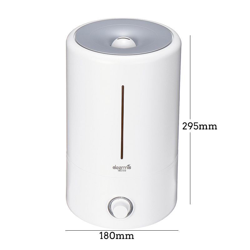 5L Air Humidifier Ultrasonic Cool Mist Steam Nebuliser Aroma Oil Diffuser