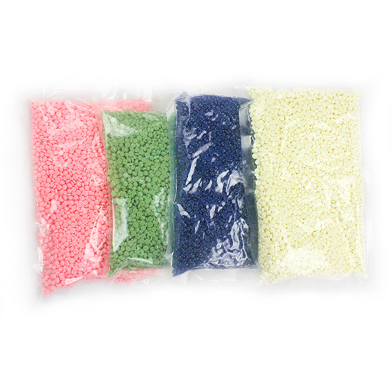 500g No Strip Hair Removal Wax Beans Waxing Bikini Line Legs