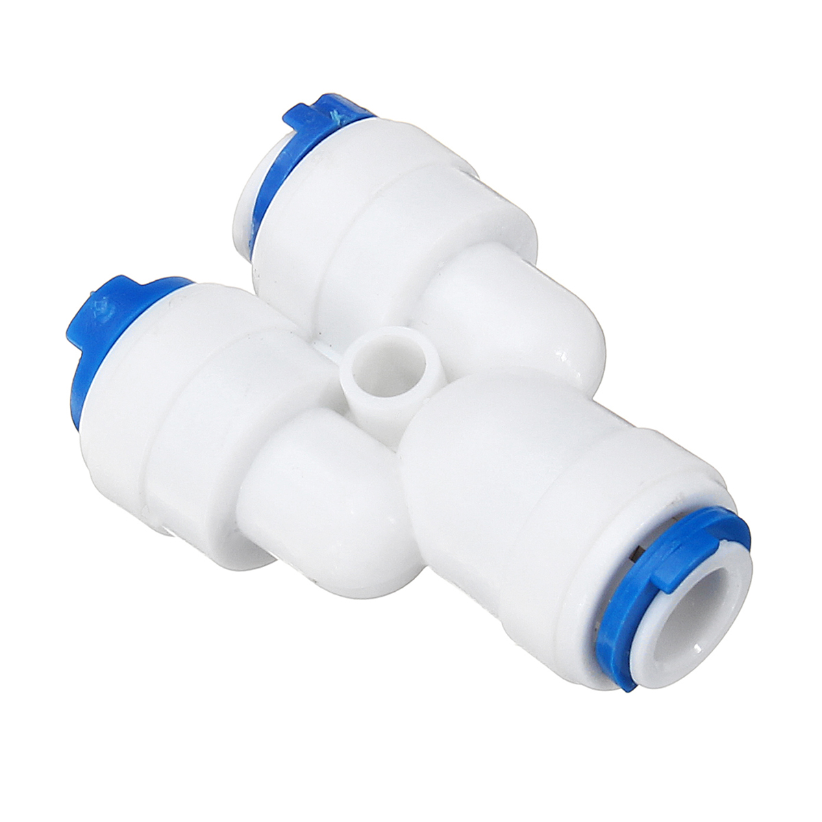 1/4 Inch RO Grade Y Type Water Tube Quick Connect Parts Fittings Connection Pipes for Water Filters