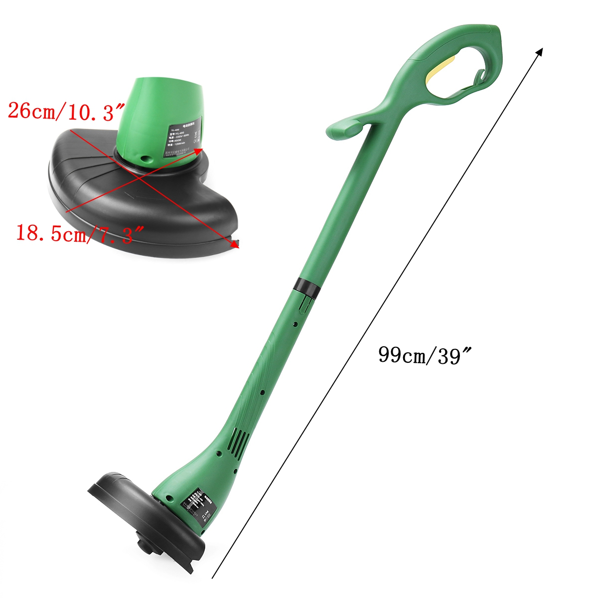 Garden Weeder Accessory Parts Universal Grass Trimmer Nylon Line Coil Garden Strimmer Lawn Mower Fitting Ornament Grass Trimmer