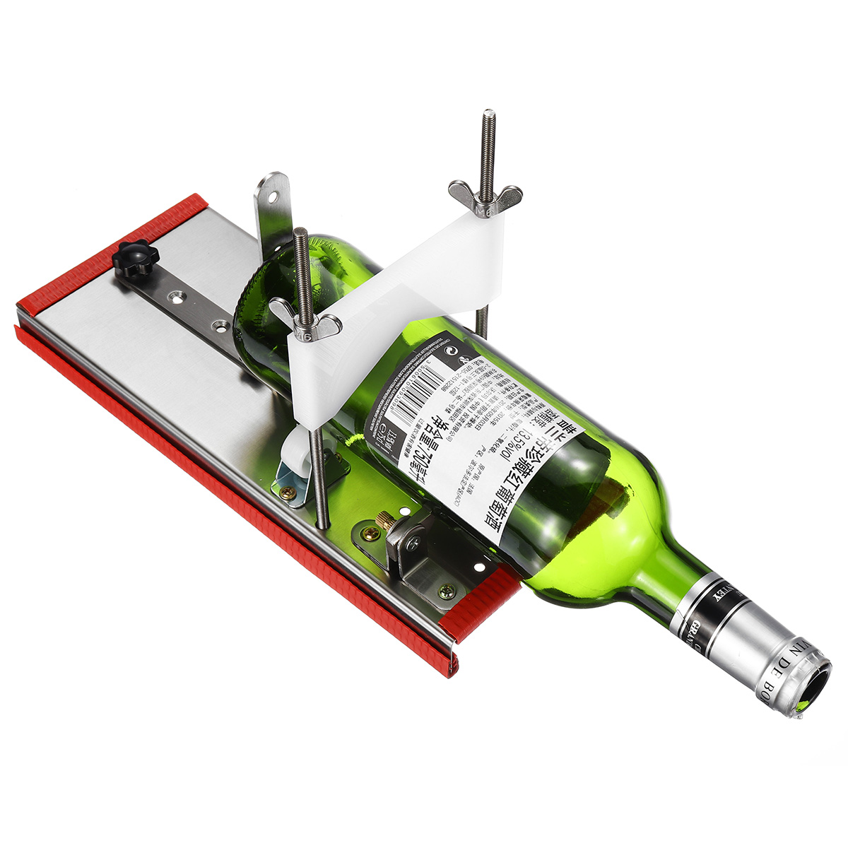 Glass Bottle Cutter Beer Wine Jar Accurate Cutting Machine DIY Recycle Cutting Tool Kit